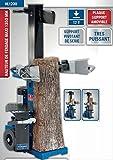 Holzspalter stehend HL1200 scheppach - 400V 50Hz