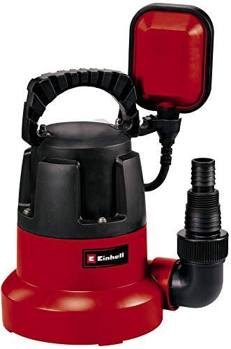 Einhell Tauchpumpe GC-SP 3580 LL (350 W, 8.000 Liter pro Stunde, flachabsaugend bis 1 mm,...