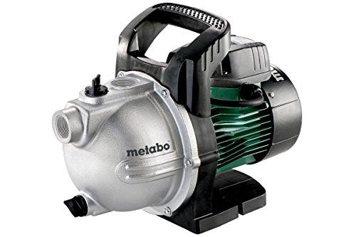 Metabo Gartenpumpe P 4000 G (600964000) Karton, Nennaufnahmeleistung: 1100 W, Max. Fördermenge:...