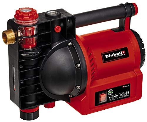 Einhell Gartenpumpe GE-GP 1145 ECO (1.100 W, 4500 L/h max. Förrdermenge,...