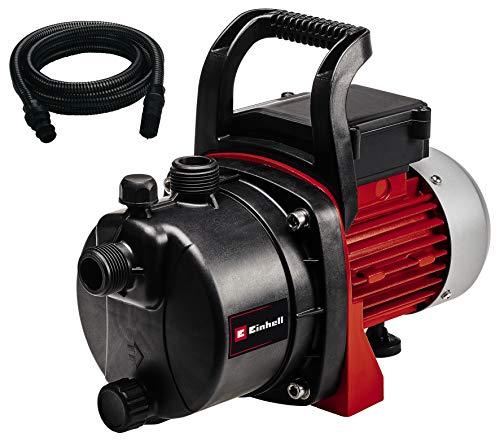 Einhell Gartenpumpe GC-GP 6538 (650 W, 3,6 bar Druck, 3800 L/h Förderleistung,...