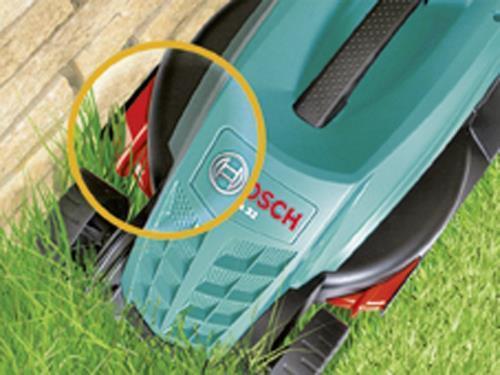 Bosch Home & Garden Rotak 32 saubere Kanten