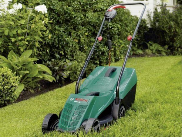 Bosch Home & Garden Rotak 32 Rasenmäher: Vorteile und Nachteile