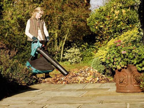 Bosch HomeSeries ALS 25 als Laubsauger