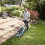 Bosch DIY Rasenmäher Rotak 40 für einen gepflegten Rasen
