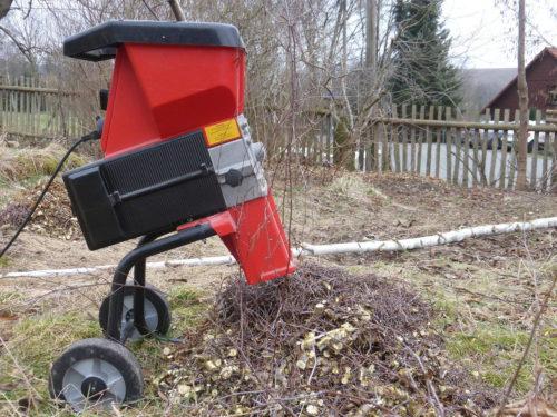 Häcksler kaufen für den Garten