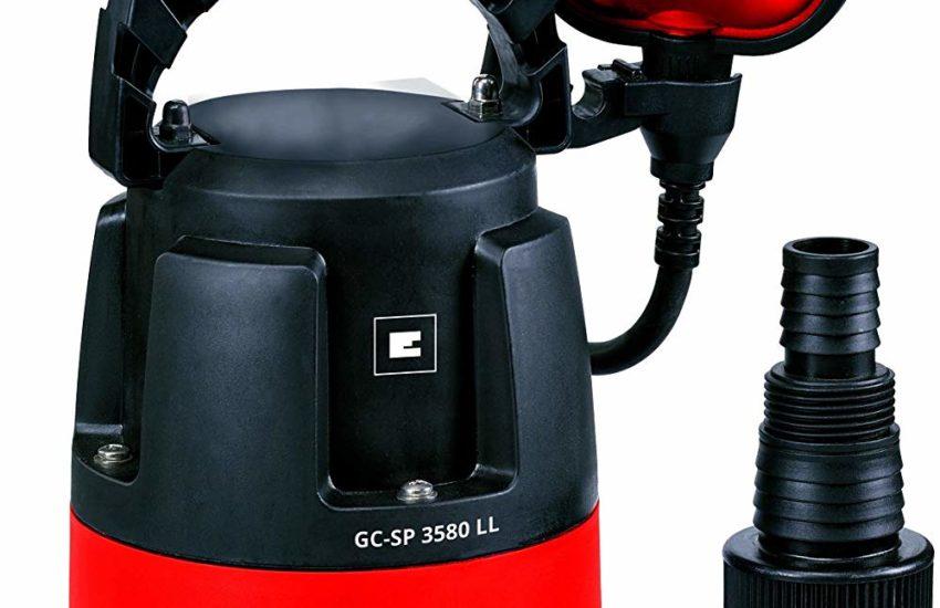 Einhell Tauchpumpe GC-SP 3580 LL