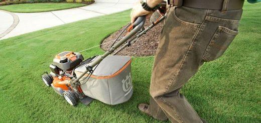 Rasen richtig pflegen - das Rasen mähen ist wichtig