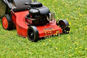 Großgeräte für den Garten – der Rasenmäher